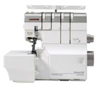 Janome Overlock-Maschine AirThread 2000D Professional