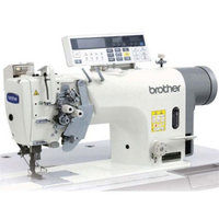 Brother T 8452 C 405 2 Nadelmaschine Standard Heavy